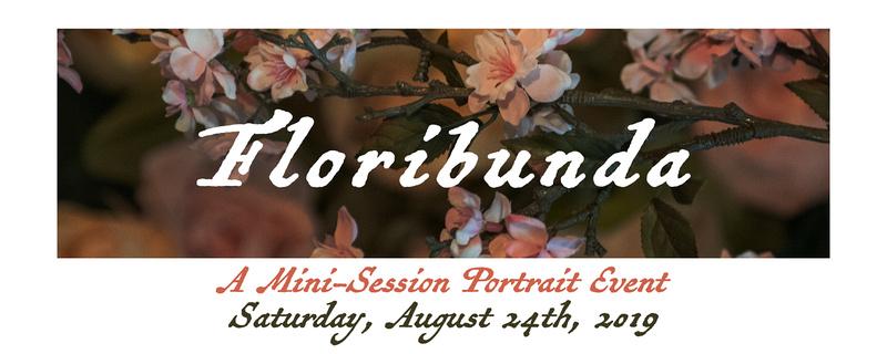 Floribunda - title + subtitle