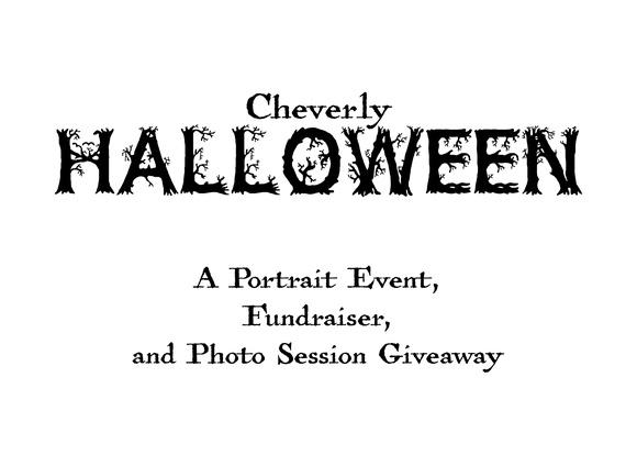 CHV Halloween title card