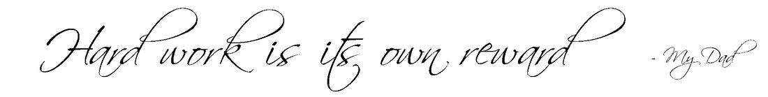 Quotation - Hard work